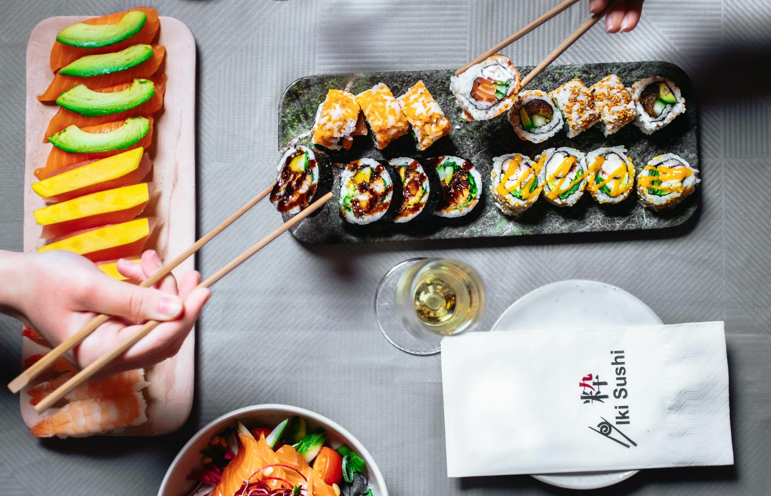 Sushi i Vanløse